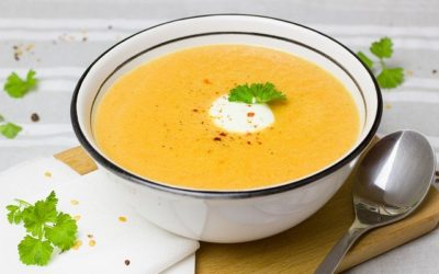 5 Minute Pumpkin Soup