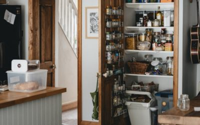 The Deep Pantry Planner for Clean Eating Kitchens