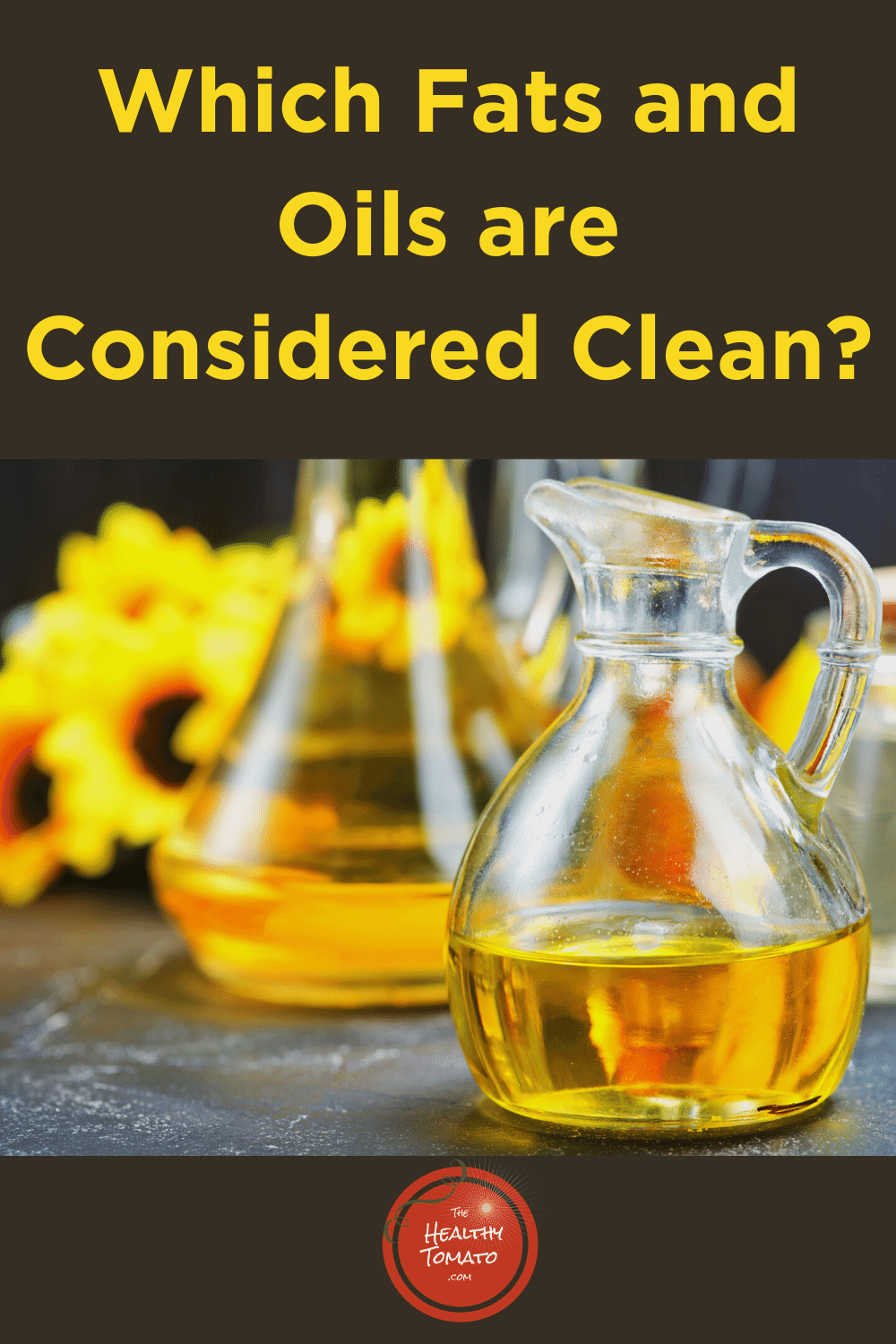 Clean Fats and Oils