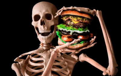 Diet is the Number One Cause of Death in America
