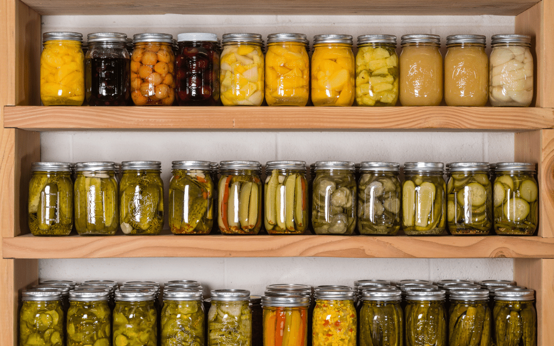 Food Preservation for Self-Sufficiency