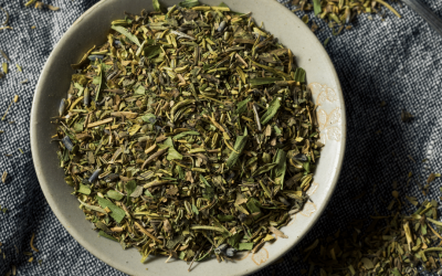 The Best Way To Dry Herbs