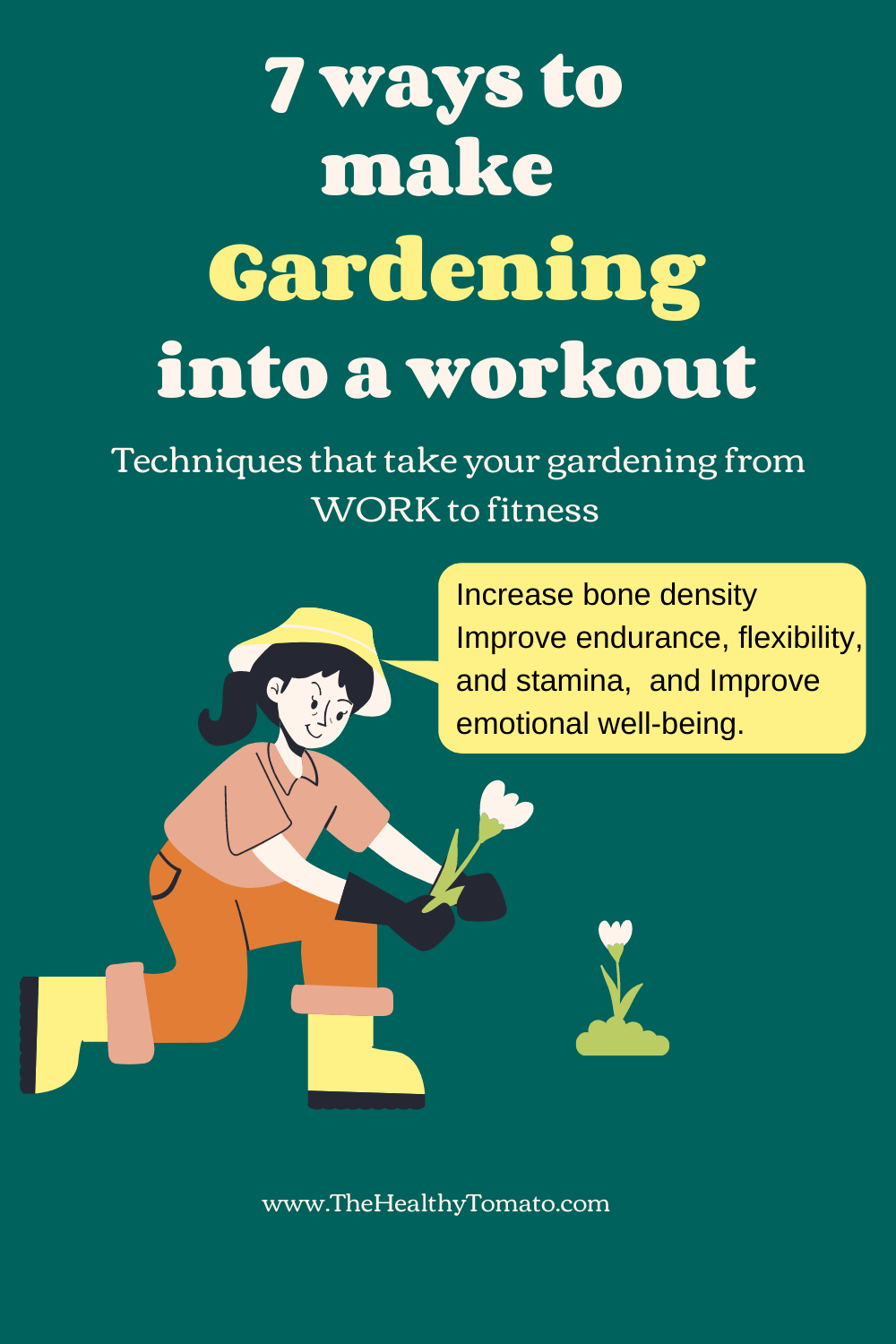 Is Gardening Considered Exercise?